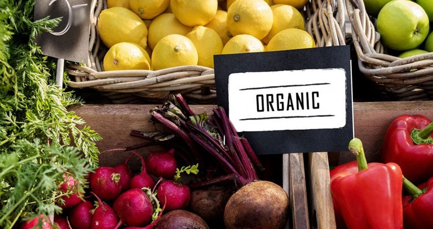 Switch to Organic Products