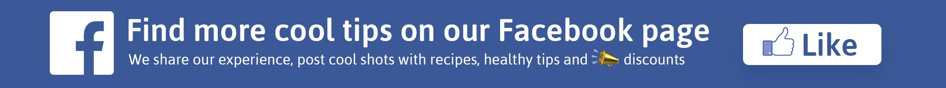 Facebook Food to Live