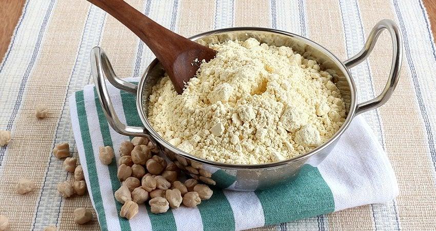 Homemade Bean Flour: Benefits