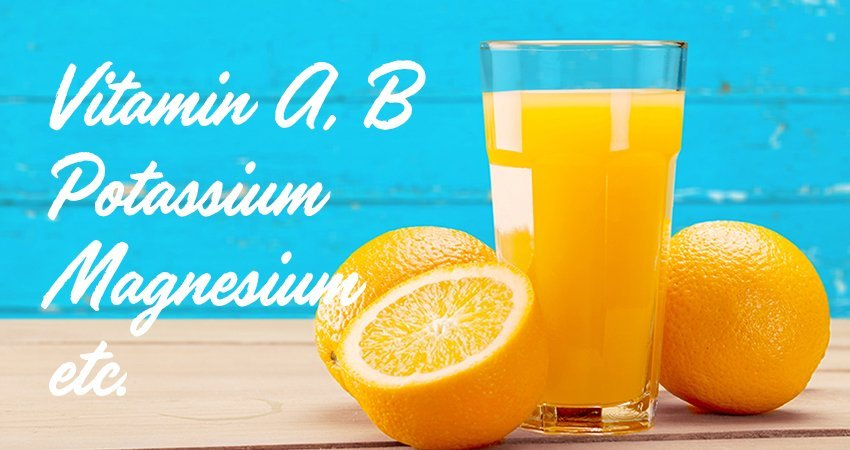 What Nutrients Do You Get from Orange Juice in the Morning