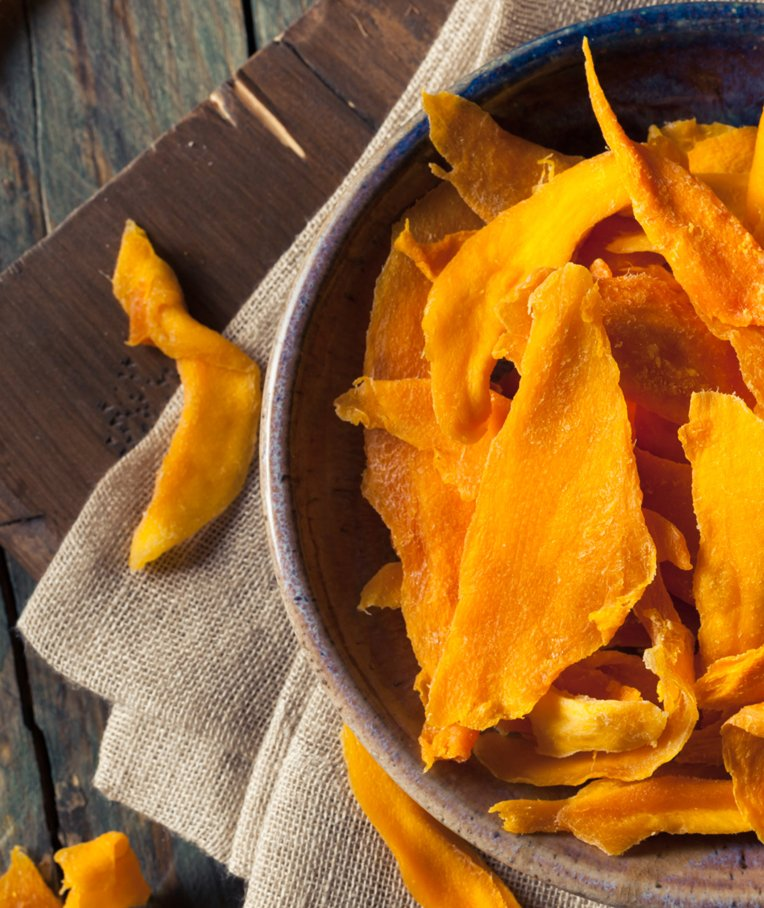 3 Dried Mango Slice Recipes Your Kids Will Love