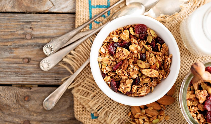 How to Make Your Own Healthy Cereal for Breakfast