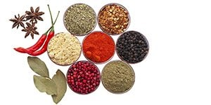 The Many Types of Spices to Diversify Your Vegan Diet