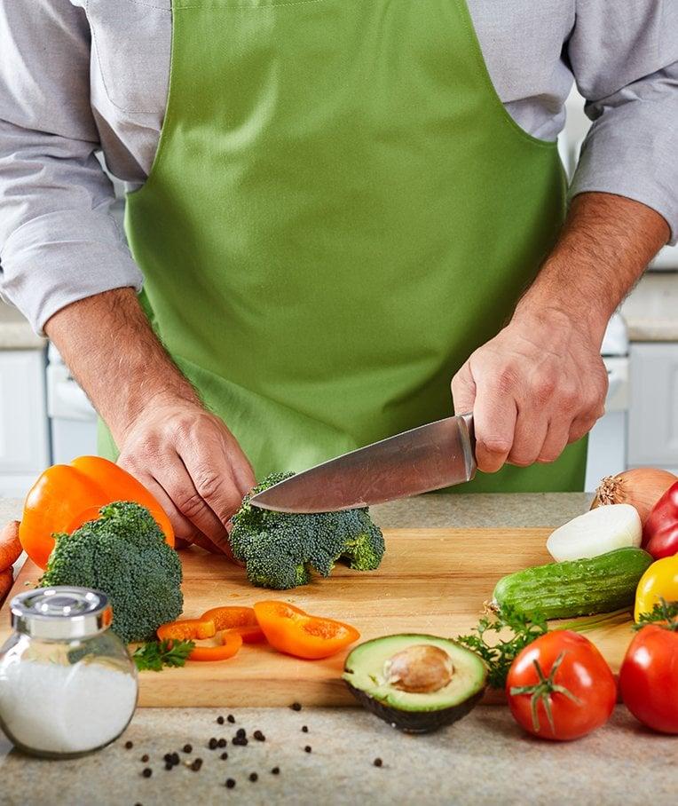 5 Top Superfoods for Men on a Healthy Vegan Diet