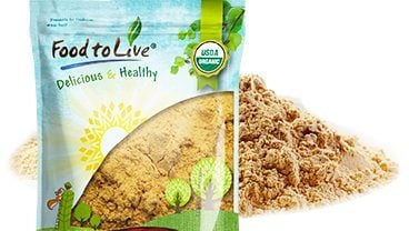Organic Gelatinized Maca Powder Bag