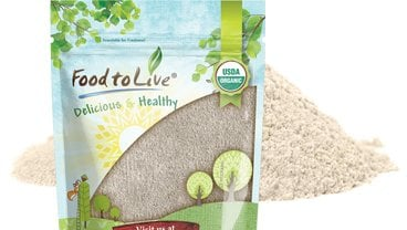 Whole Buckwheat Flour Bag