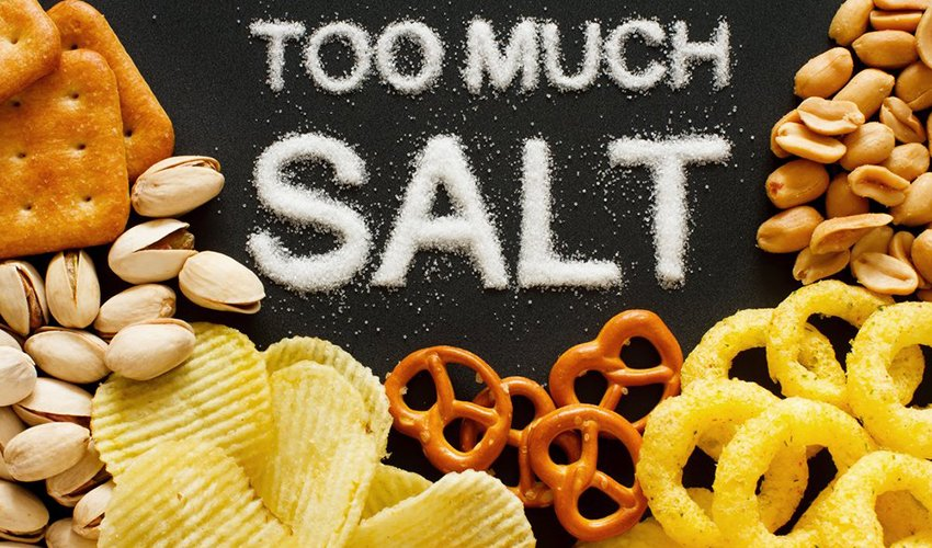 Top 12 Foods Highest in Sodium