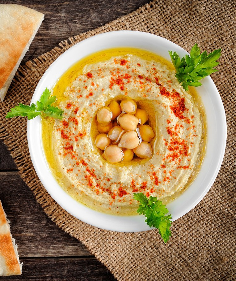 Organic Hummus Recipe for Every Day: Which Will Be Your Favorite