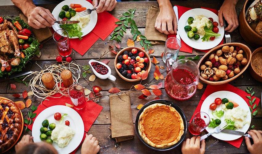 Thanksgiving Day Meals for Vegans and Vegeterians