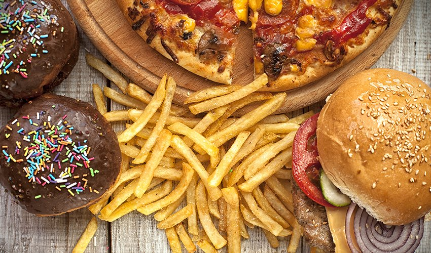 Fast Food And Junk Food Is There Any Difference Healthy Blog
