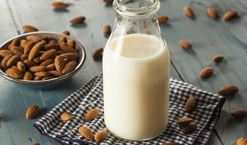 Milk Sugar to Almond Milk Stevia