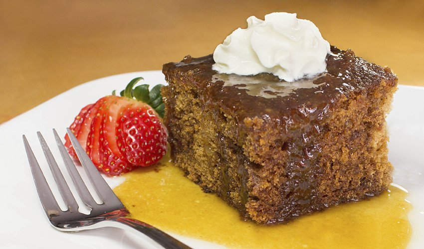 Pecan Toffee Pudding