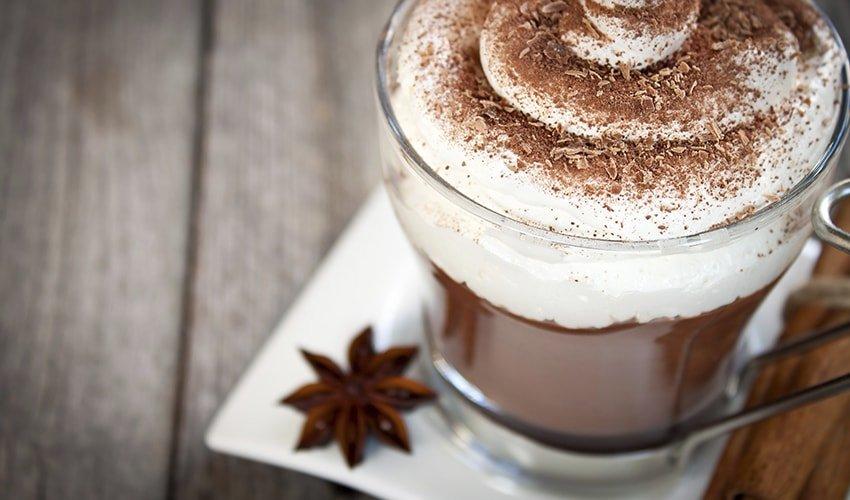 Superfood Vegan Hot Cocoa Mix