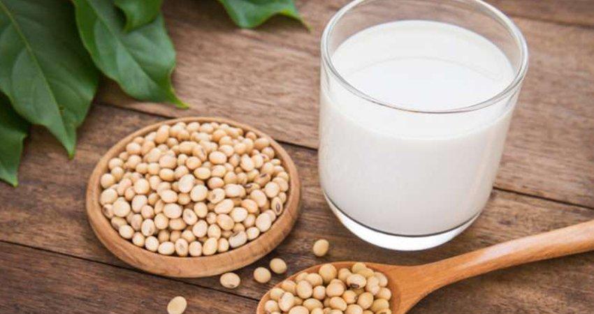 Fortified Soy Milk