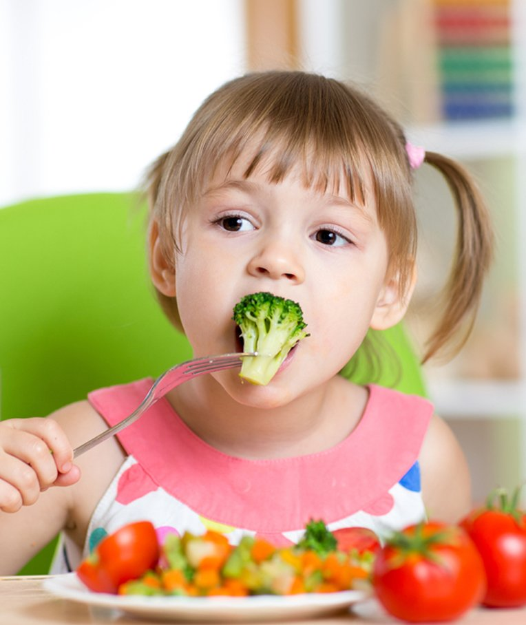 5 Delicious Iron-Rich Foods for Vegetarian Babies