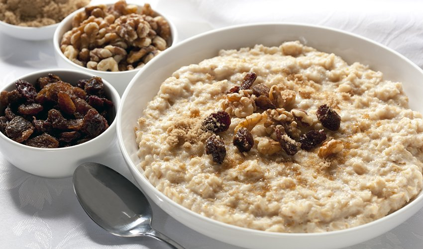 Cereals and Instant Oatmeal to Homemade Cereals and Rolled Oats