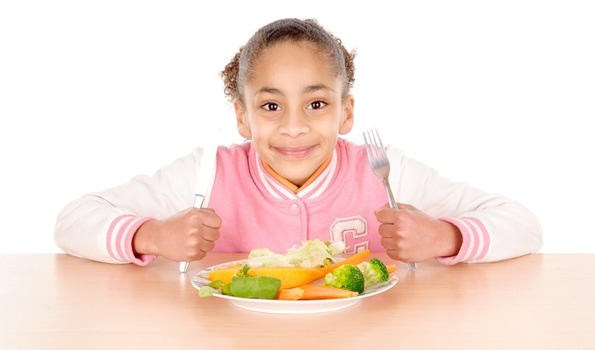 Benefits of Being Vegan for the Future of Your Kids