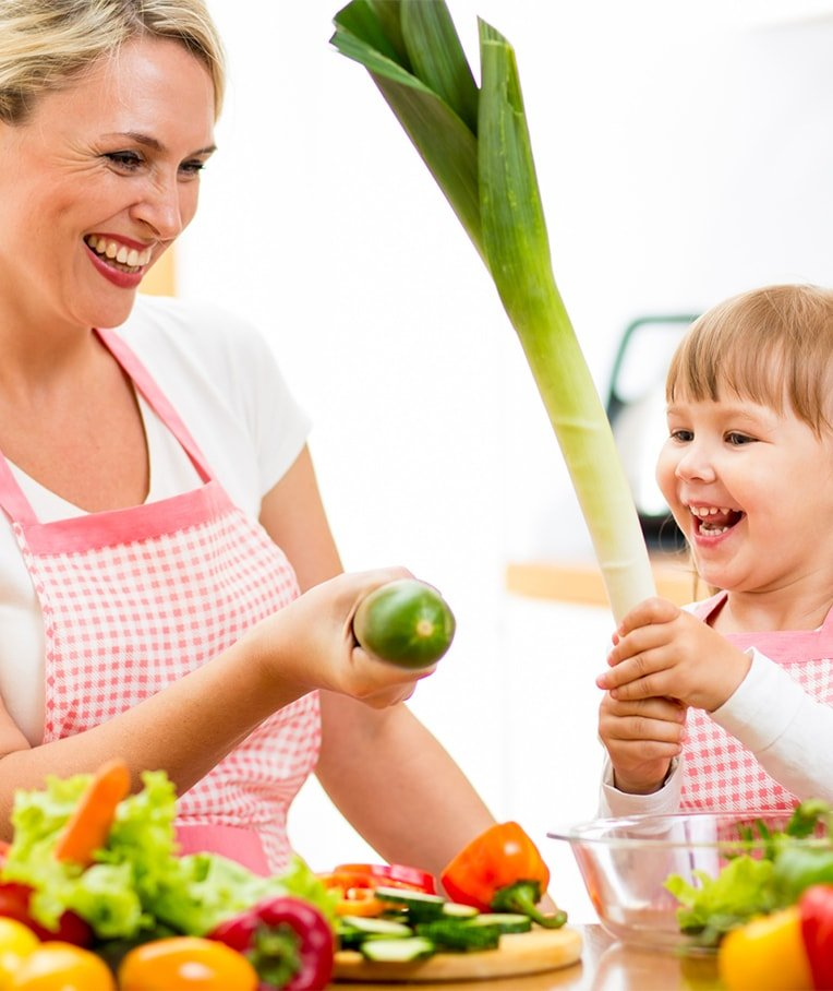 The Benefits of Being Vegan for the Future of Your Kids