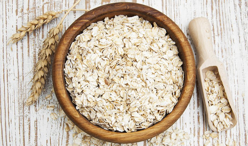 Oats aid in hemoglobin formation