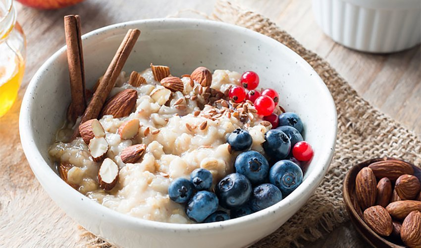 Oats helps in boosting immunity
