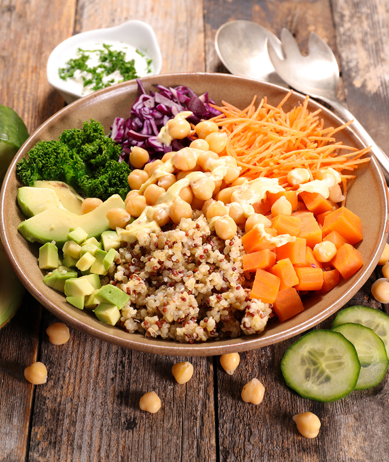 Amazing Veggie Bowls: Flavor Combinations You Need to Try
