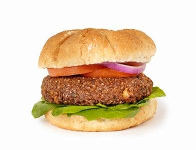 Easy Vegan White Bean Burgers