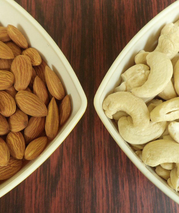 Almond vs. Cashew: Nutritional Comparison