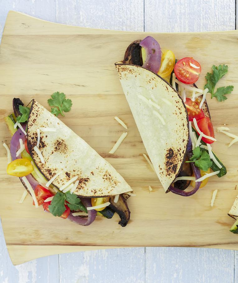 Our Favorite Vegetarian Tacos Recipes