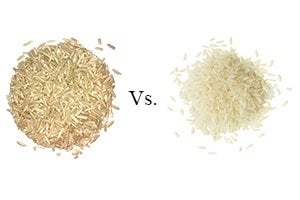 Brown Rice Vs. White Rice: Understanding Rice Nutrition Data