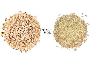 Pearl Barley Vs. Brown Rice: Which Is the Better Grain