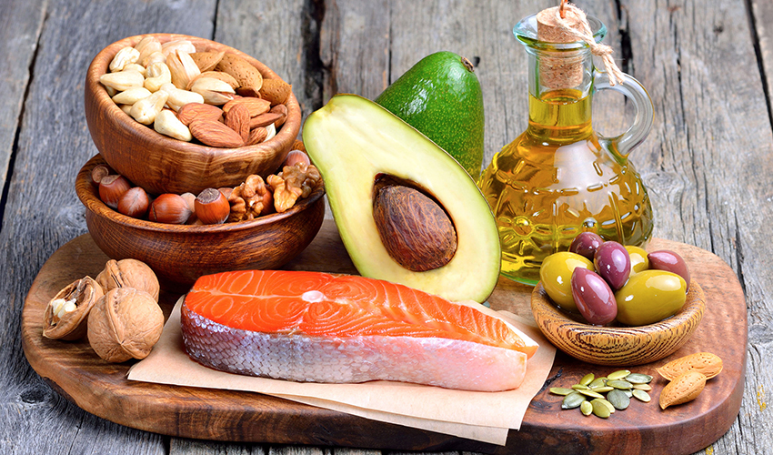good things about saturated fats