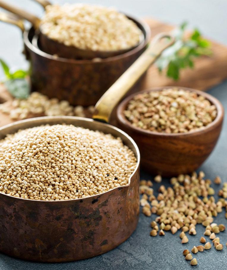 Nutritional Comparison: Buckwheat vs Quinoa