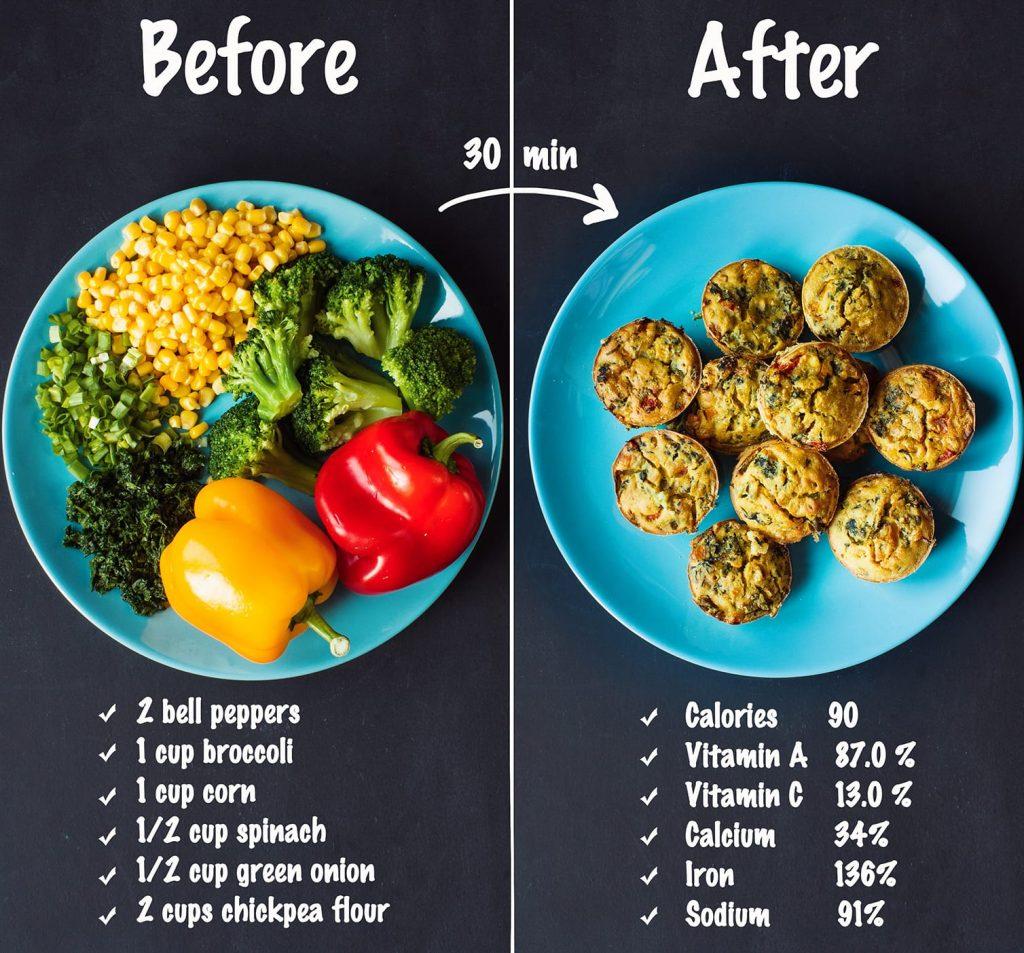 Vegan Frittata