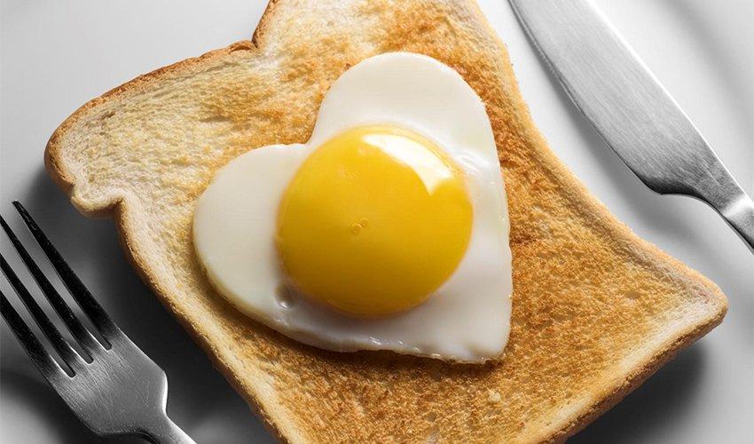 Hearty eggs