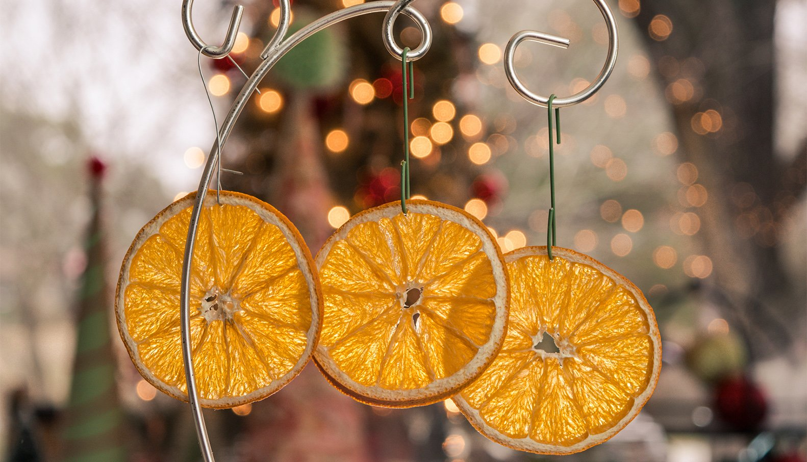 How To Make A Dried Fruit Christmas Garland Healthy Blog