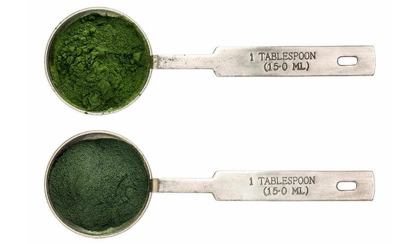 Chlorella vs. Spirulina: What's the difference