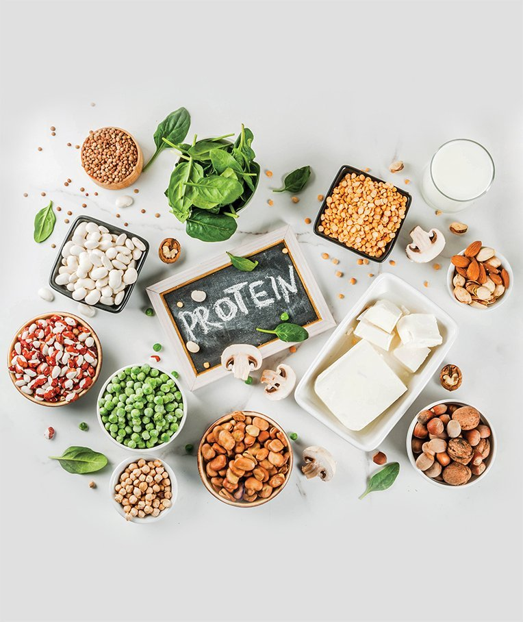 The 10 Best Vegan Protein Sources