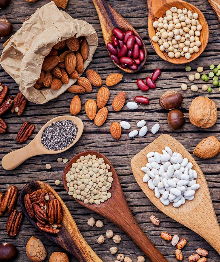 How to Store Beans, Nuts and Seeds