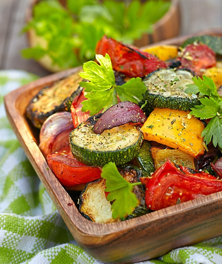 Simple Vegetarian BBQ Ideas for Summer Parties and Grilling