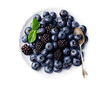 Nutritional Comparison: Blueberries vs Blackberries