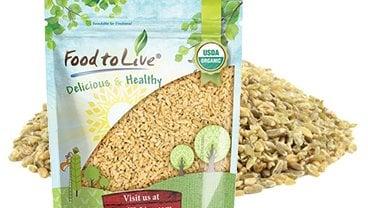 Organic Whole Freekeh