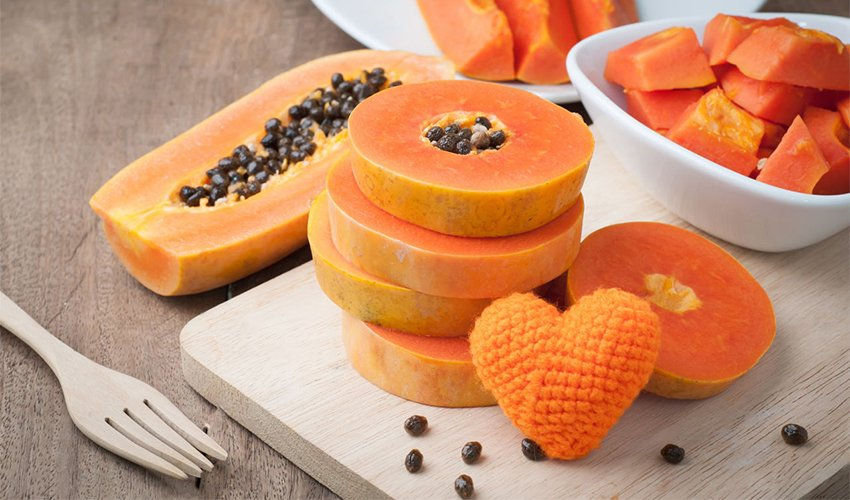 How To Choose and Eat Delicious Papayas