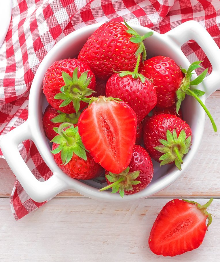 Strawberries: Nutrition Facts and Health Benefits