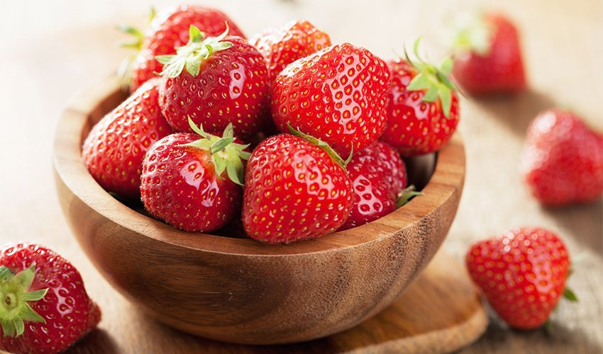 Strawberry Nutrition Facts At A Glance