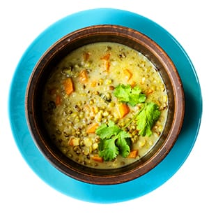 One-Pot Coconut Mung Bean Stew