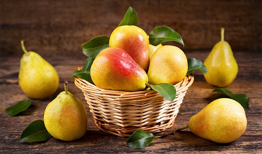 Pears - Health Benefits