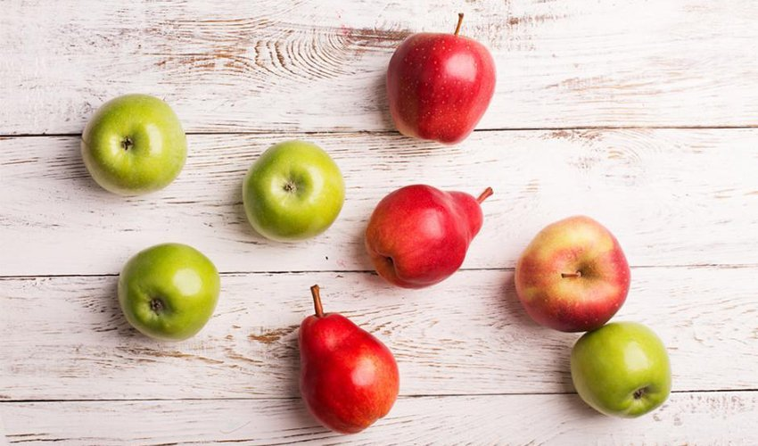 Pears Vs. Apples - Nutritional Profile