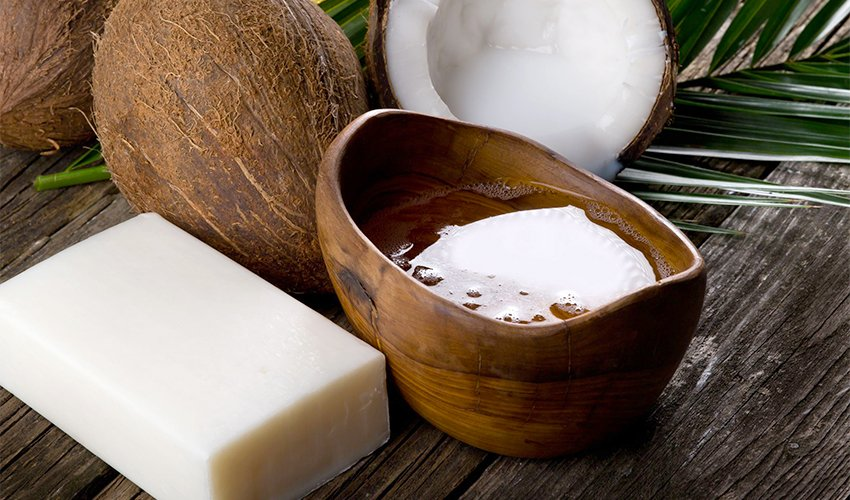 What Is Coconut Oil Soap