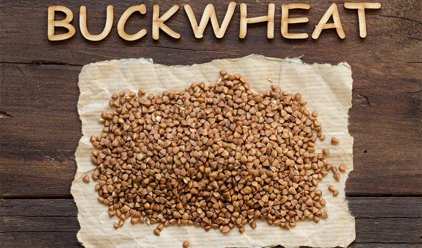 Buckwheat Mineral Makeup