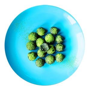Spirulina Hemp Energy Balls